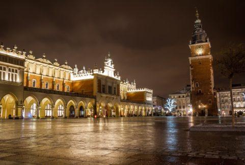 Noc Księgarń w Krakowie