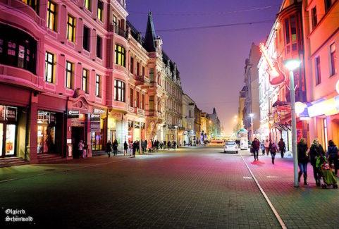 Noc Księgarń w Łodzi