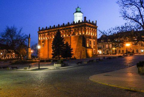 Noc Księgarń w Sandomierzu