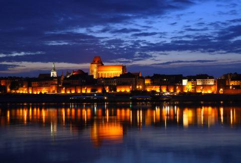 Noc Księgarń w Toruniu