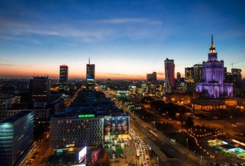 Noc Księgarń w Warszawie
