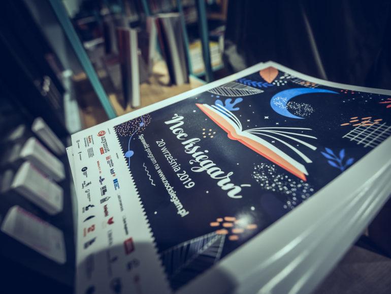 Noc Księgarń 2019. Wielki festiwal czytania i święto lokalnych społeczności