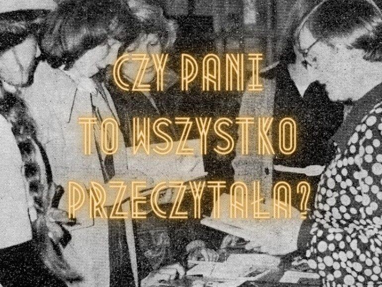 Zadaj pytanie księgarzowi!