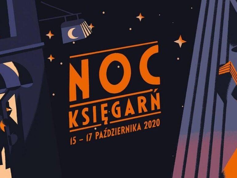 Noc Księgarń 2020 już w październiku!