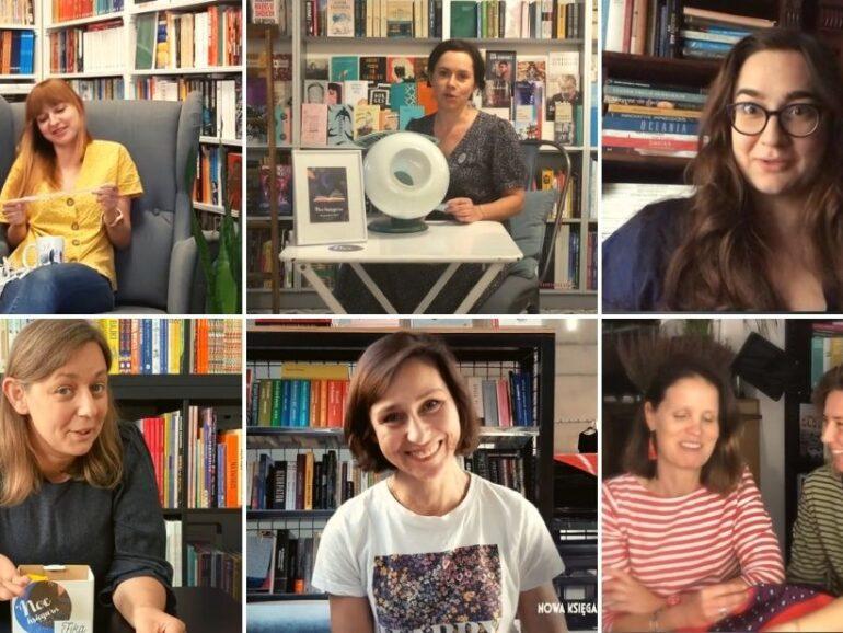 Q&A. Księgarze i księgarki odpowiadają na Wasze pytania!