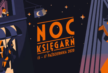 Tłumy czytelników przed ekranami. 1,5 mln odbiorców Nocy Księgarń w Internecie!