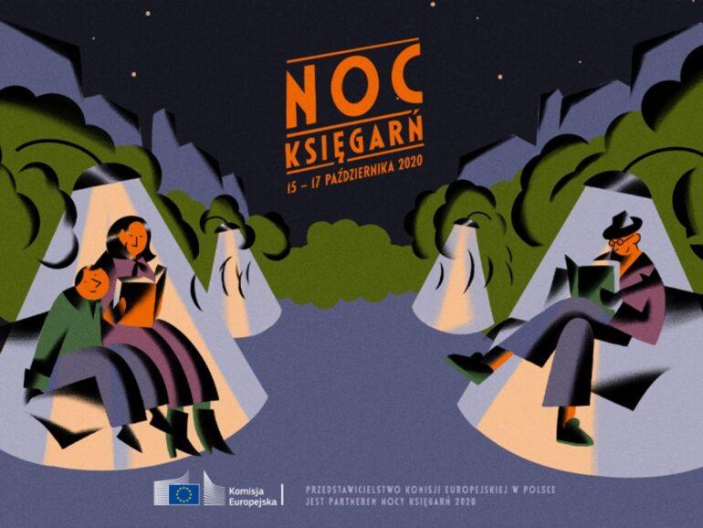 Zielony Program Nocy Księgarń