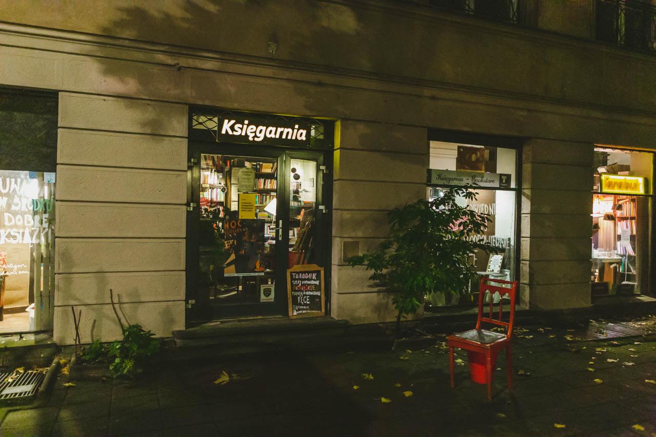 Noc Księgarń